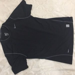 Nike pro dri-fit under shirt black S